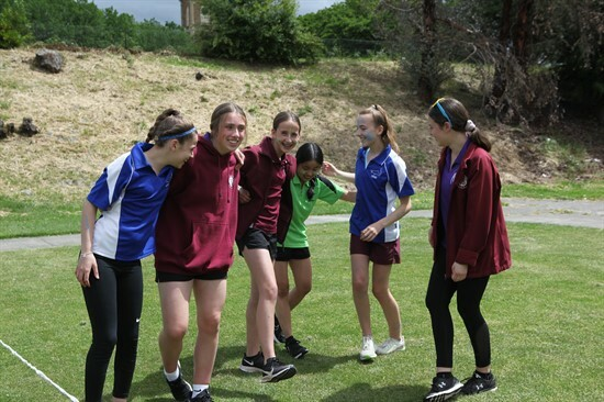 Athletics Carnival 64