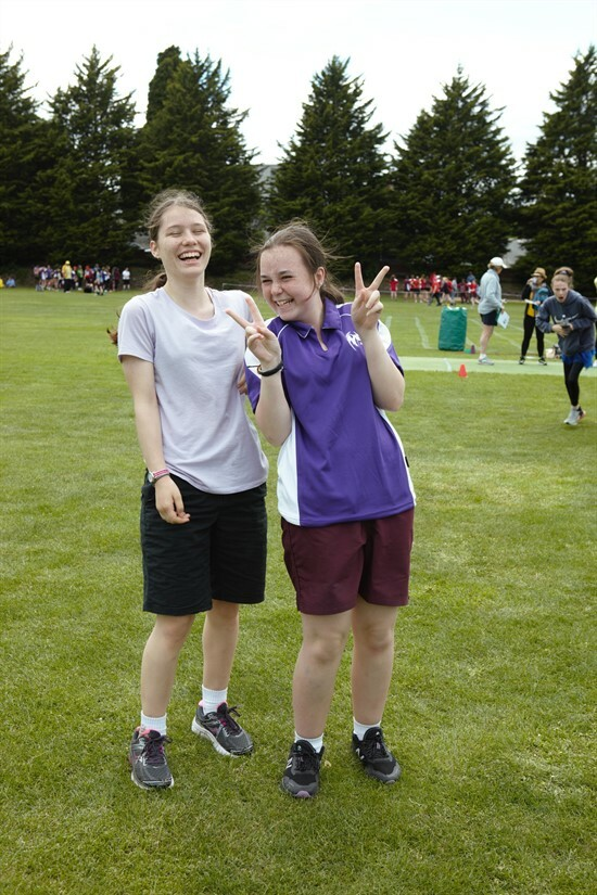 Athletics Carnival 85