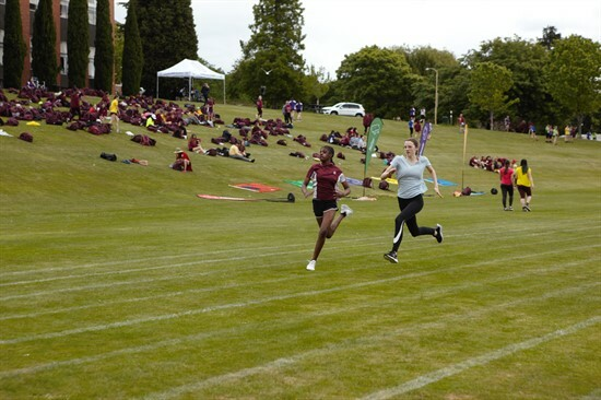Athletics Carnival 51