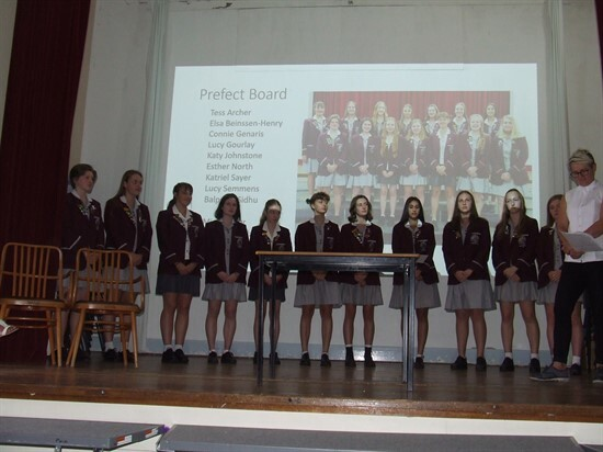 Student Leadership Assembly 1